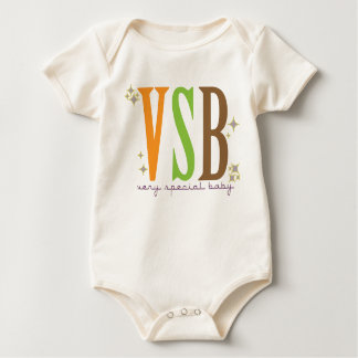 Very Special Baby Organic Christian baby vest Rompers
