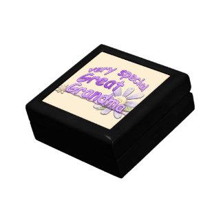 Very Special Great Grandma Keepsake Jewelry Box