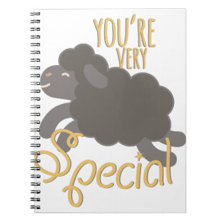 Very Special Note Books