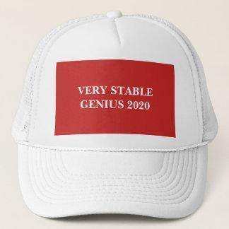 Very Stable Genius Trucker Hat