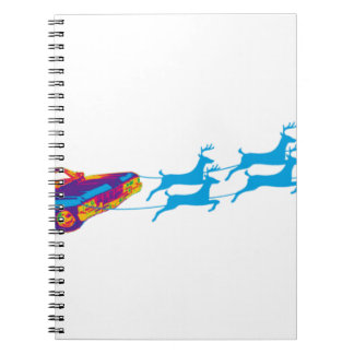 Very Supernaturnal Christmas Notebooks