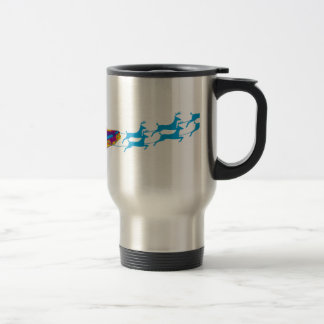 Very Supernaturnal Christmas Travel Mug
