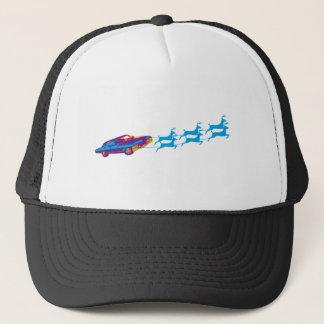 Very Supernaturnal Christmas Trucker Hat