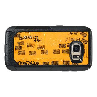 Very Unique Cool Urban OtterBox Samsung Galaxy S7 Case