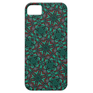 Very unique gift holiday LED light pattern iPhone 5 Case