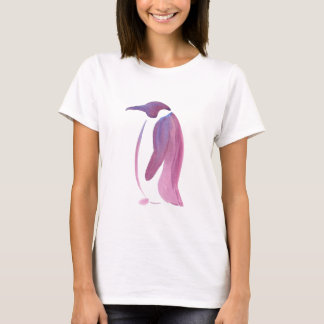 Very Violet Penguin T-Shirt