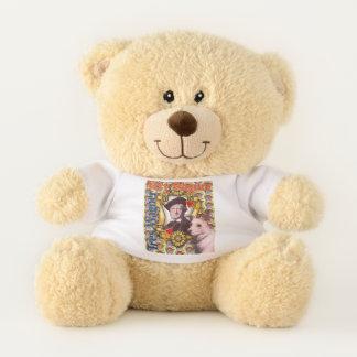 Very Wagner Teddy Bear