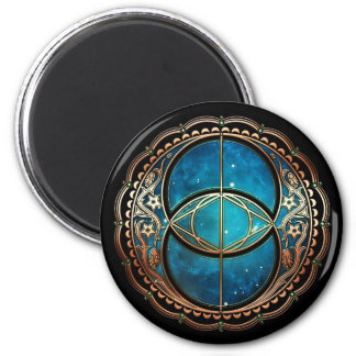 Vesicle Pisces Magnet