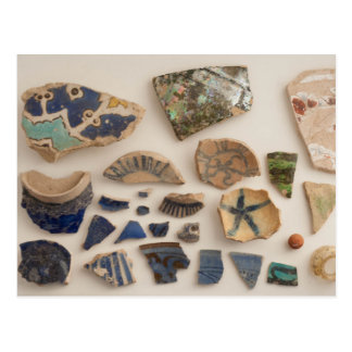 Vessel Sherds Postcard