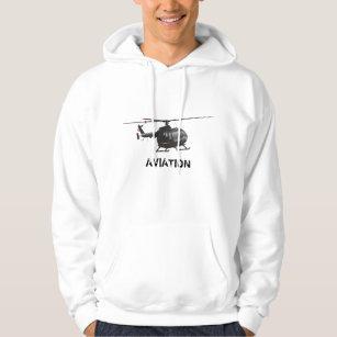 Mon cœur appartient à un pilote d/'hélicoptère à Capuche