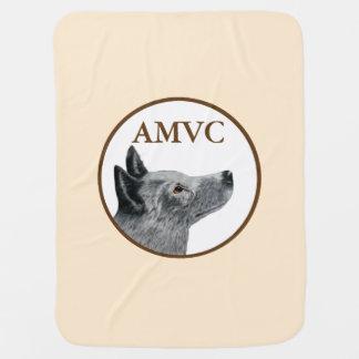 Vet Animal Blanket Receiving Blanket