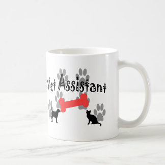 Vet Assistant Gifts Mugs