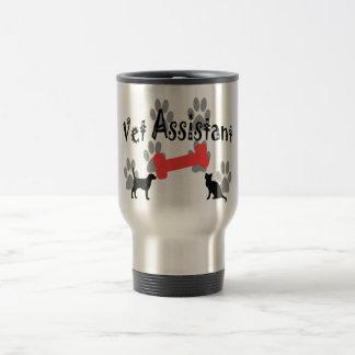 Vet Assistant Gifts Travel Mug