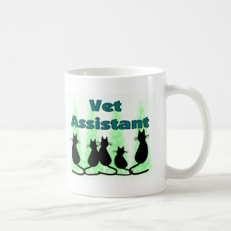 Vet Assistant/Tech Basic White Mug