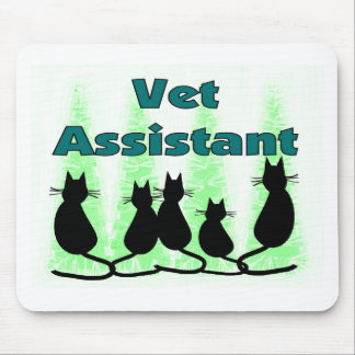 Vet Assistant/Tech Mouse Pad