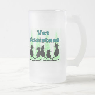 Vet Assistant/Tech Mugs