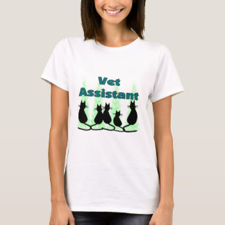 Vet Assistant/Tech T-Shirt