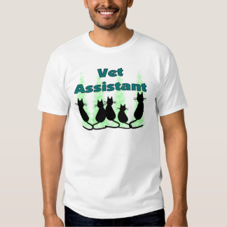 Vet Assistant/Tech Tee Shirt