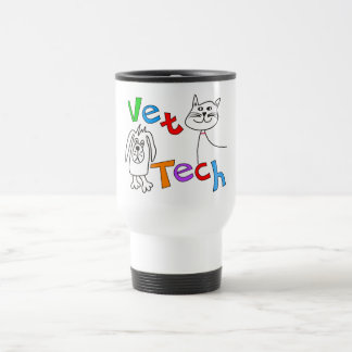 Vet Tech Gifts, Veterinary Technician Coffee Mugs
