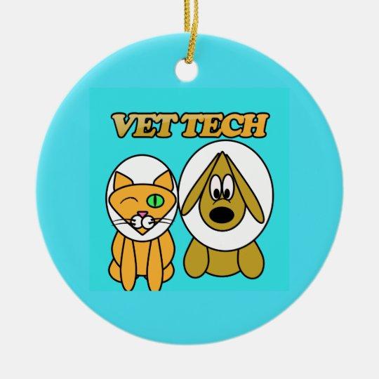 vet tech ornament