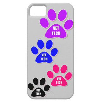 VET TECH PAW PHONE CASE