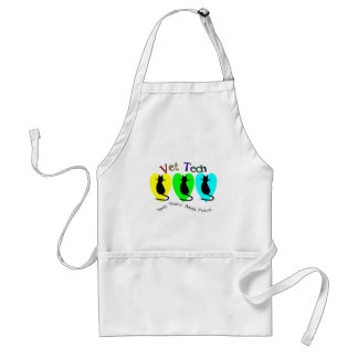 Vet Tech Unique Gifts for Veterinary Staff Apron