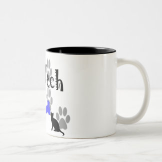 Vet TECH With Dog Bone Mug