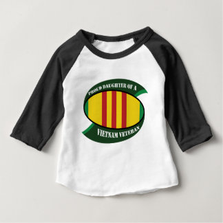 vet vet daughter baby T-Shirt