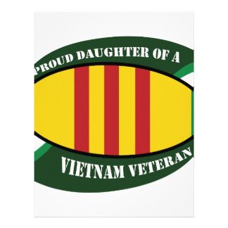 vet vet daughter custom letterhead