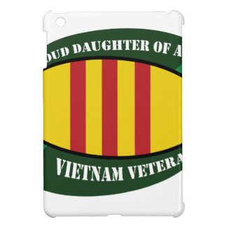vet vet daughter iPad mini cases