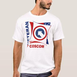 Veteran - 1st COSCOM T-Shirt