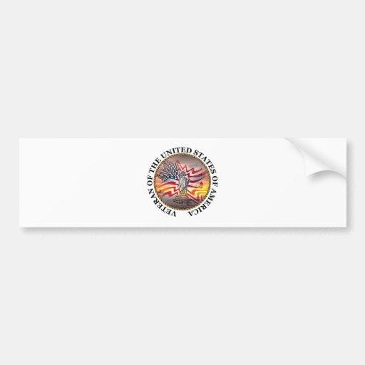 Veteran Bumper Stickers