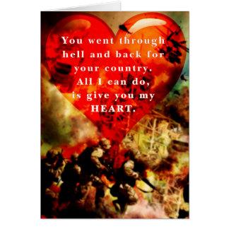 Veteran Love Card