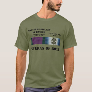 Veteran Of Both T-shirt
