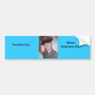 Veteran s Bumper Sticker