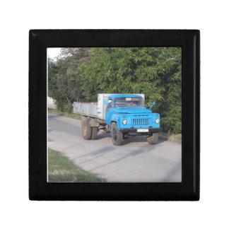 Veteran Truck Trinket Boxes