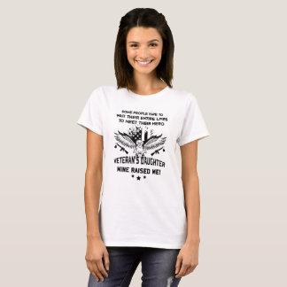 Veteran's Daughter T-Shirt