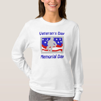 Veteran's Day/Memorial Day T-Shirt
