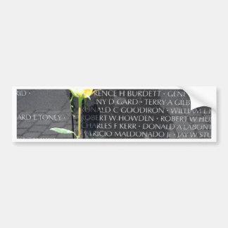 vétérans du Vietnam commémoratifs Autocollant De Voiture