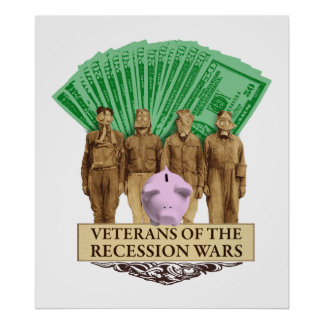 Veterans of the Recession Wars print