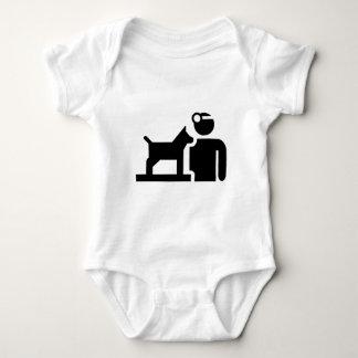 Veterinarian Baby Bodysuit