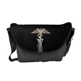 Veterinarian Caduceus Commuter Bag