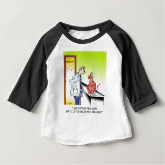 Veterinarian Cartoon 9480 Baby T-Shirt