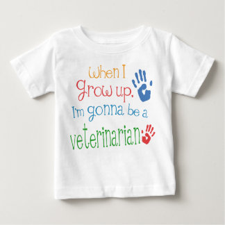 Veterinarian (Future) Infant Baby T-Shirt