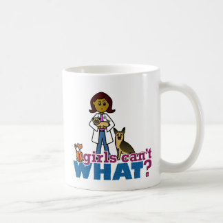 Veterinarian Girl Coffee Mug