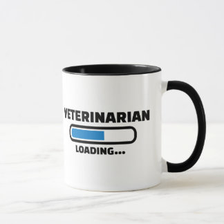 Veterinarian loading mug