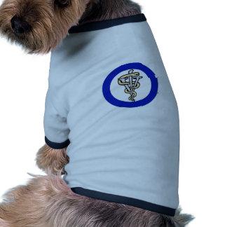 Veterinarian Logo Pet Shirt
