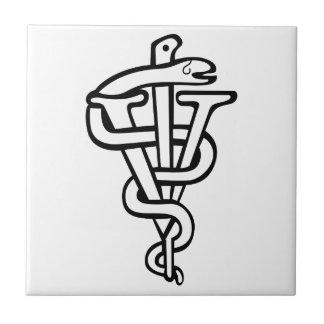 Veterinarian logo tile
