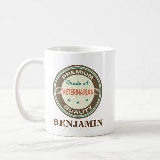 veterinarian Personalized Office Mug Gift