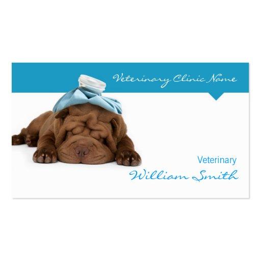 veterinary technician business cards 219 business card templates. Black Bedroom Furniture Sets. Home Design Ideas